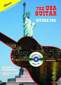 The USA Guitar