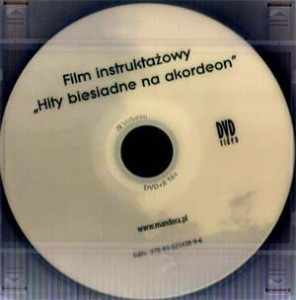 Hity biesiadne na akordeon (DVD + CD)