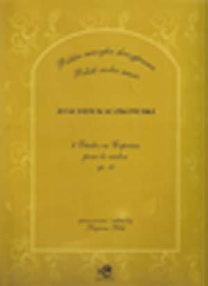 6 etiud i kaprysów na skrzypce op.13 - Joachim Kaczkowski