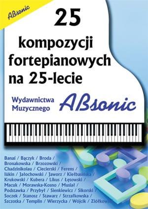 25 kompozycji fortepianowych na 25-lecie ABSONIC