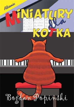 Miniatury dla kotka na fortepian