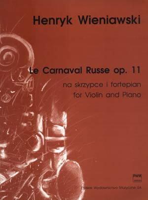 Le Carnaval Russe op. 11 na skrzypce i fortepian - Henryk Wieniawski