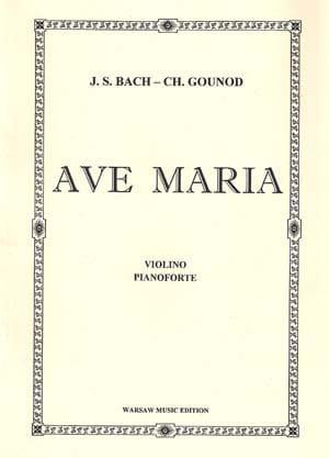 Ave Maria - J. S. Bach, Ch Gounod