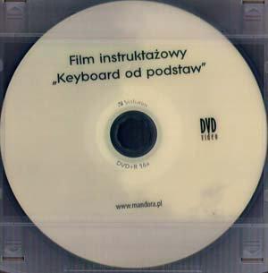 Keyboard od podstaw (DVD+CD)