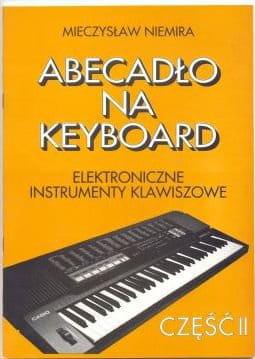 Abecadło na keyboard cz.2 - Mieczysław Niemira