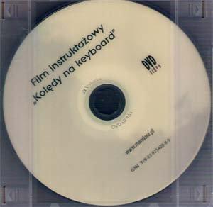 Kolędy na Keyboard (DVD+CD)